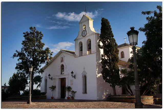Benalmadena church