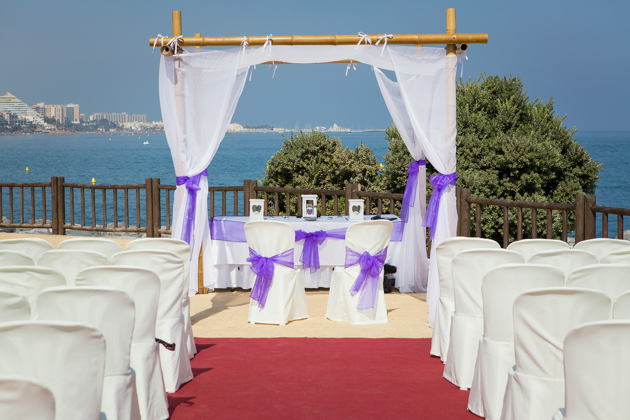 Gorgeous Wedding Ceremonies: Beautiful Beach Blessing