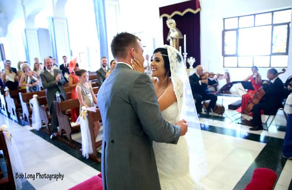 Santo Domingo Wedding ceremony