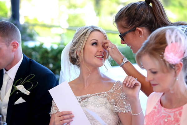 Melissa and Bride