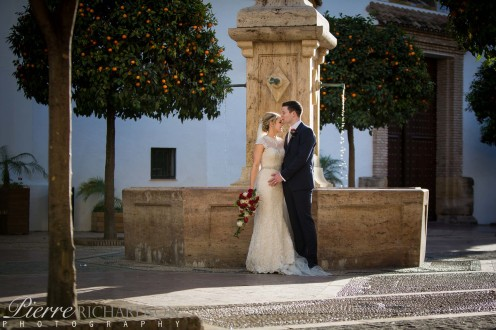 Marbella Orange square