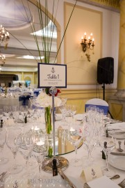 Top Table Wedding setting