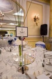 Top Table Wedding setting