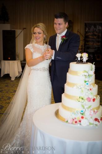 Wedding cake Los Monteros