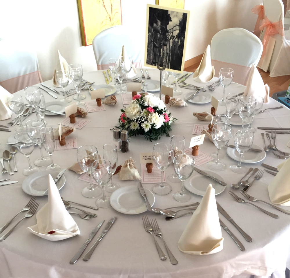 Nottingham Wedding Table