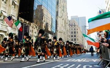 st patrick new york parade