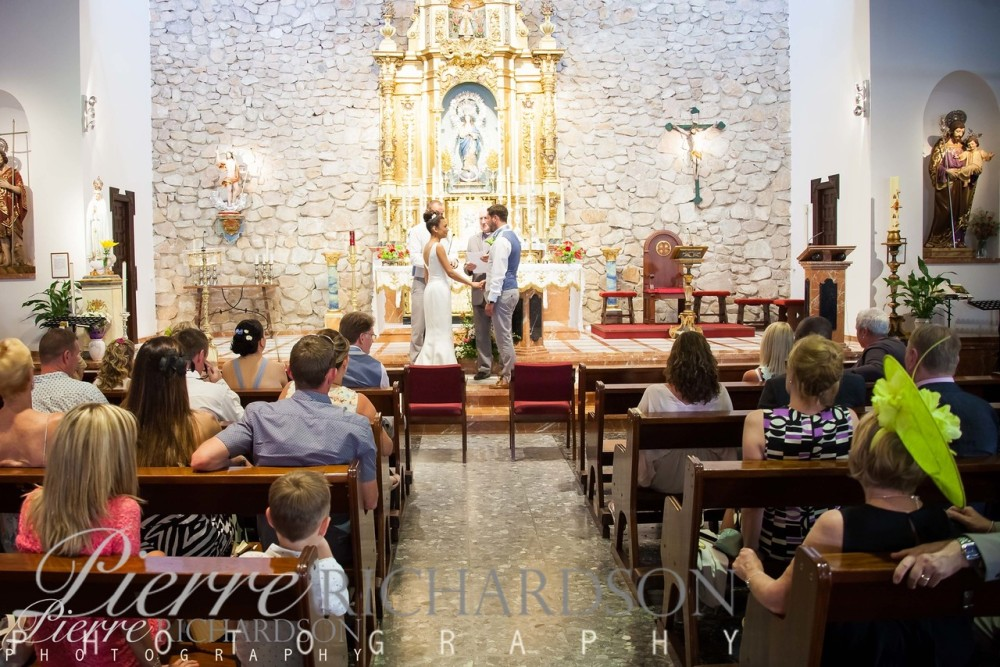 Church Wedding 1