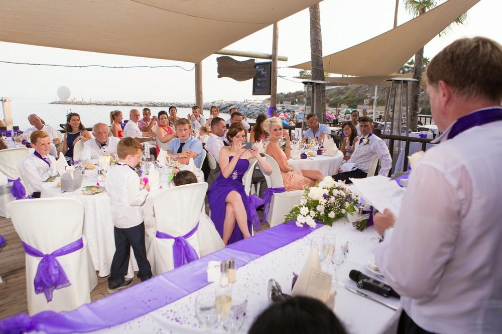 Wedding Luna Beach