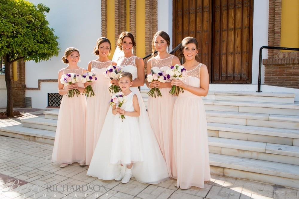 bride-and-maids
